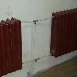 батареи центрального отопления
