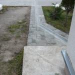 Лоток для отвода дождевой воды