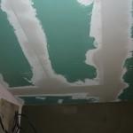 Потолок и перегородка