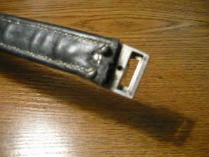 Подгонка ручки к креплению