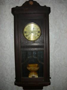 Общий вид часов