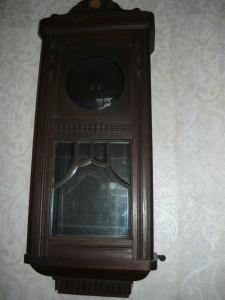 Корпус старинных часов