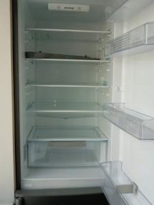 открытие верхнейтдверки холодильника