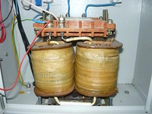 Понижающий трансформатор 220/36 В