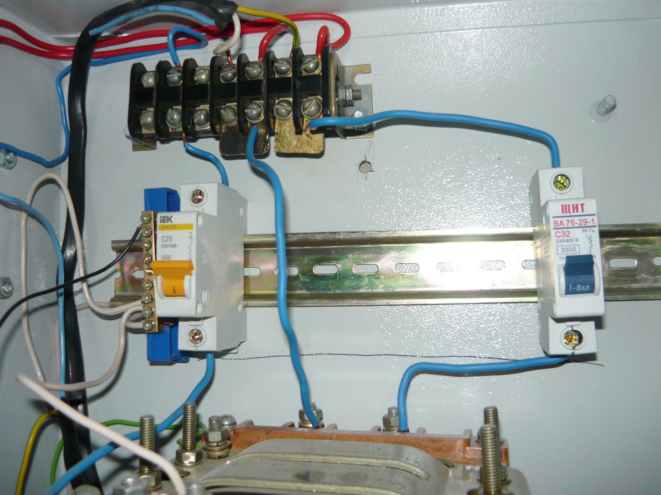 Электропроводка в доме своими 52