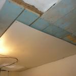 Вид на часть разбираемого потолка