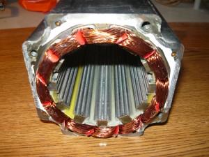 Статор шагового двигателя