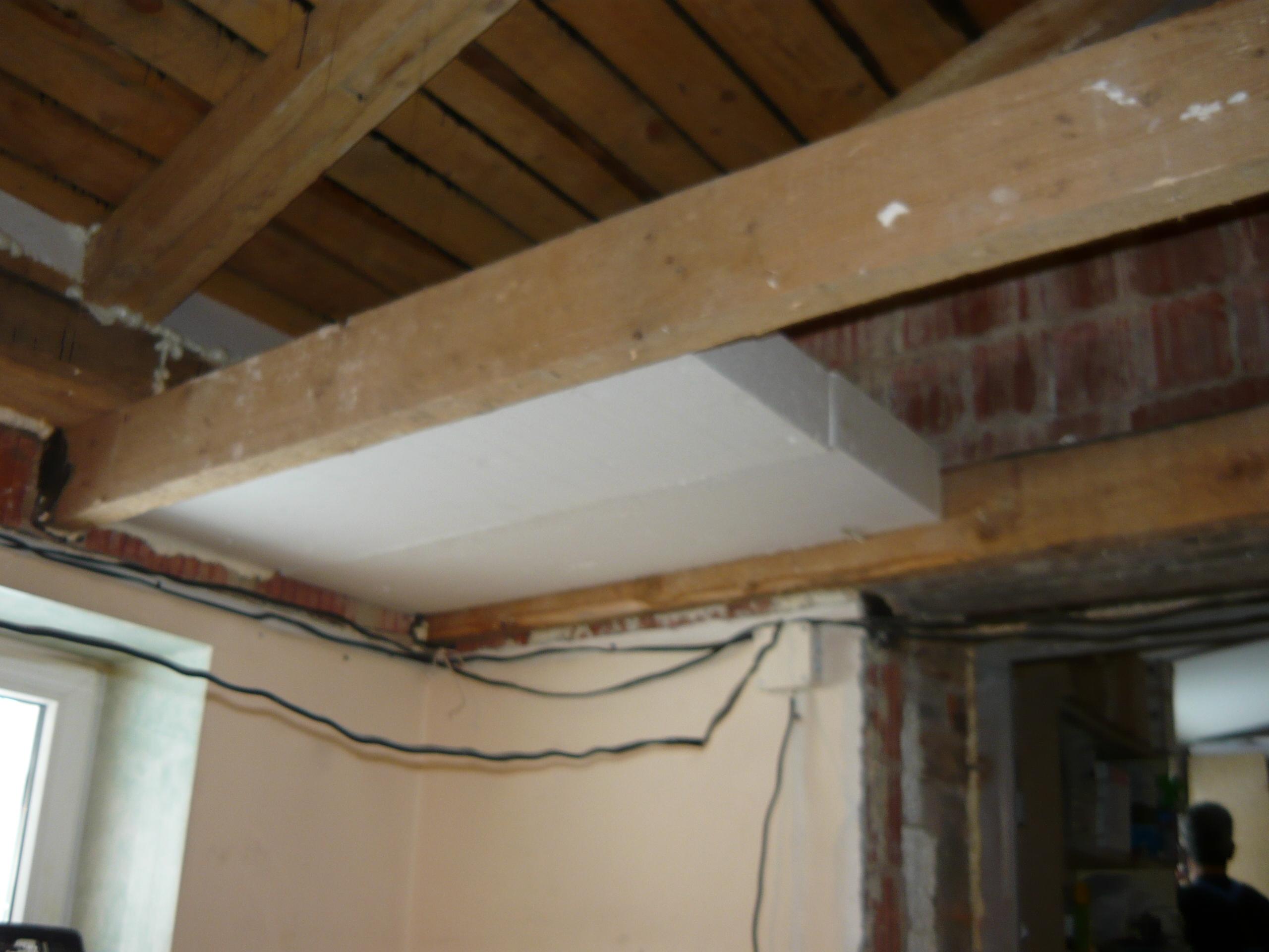 Isolation plafond lambris bois prix travaux au m2 haute garonne entreprise - Prix lambris bois plafond ...