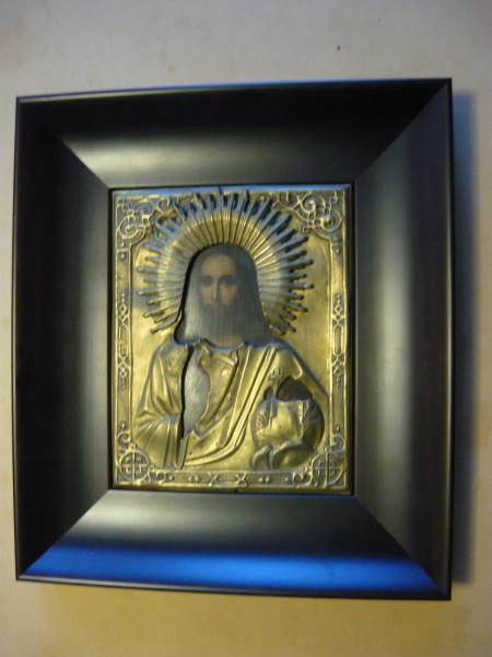 Икона лика Спасителя Иисуса Христа