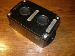 Блок кнопок ПКЕ-212-2У3