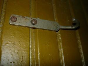 Крючок для крепления пружины