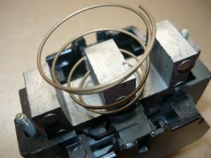 Очищенный магнитопровод