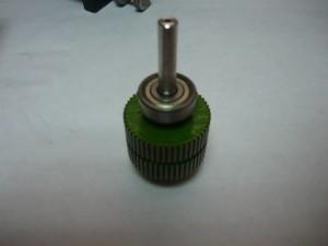Ротор от шагового двигателя