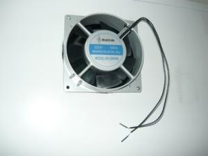 монтаж вытяжного вентилятора