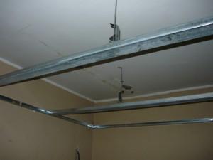 костяк потолка