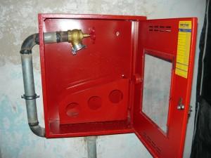 Подключение пожарного крана к пожарному водопроводу