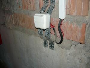Выключатель в подвале