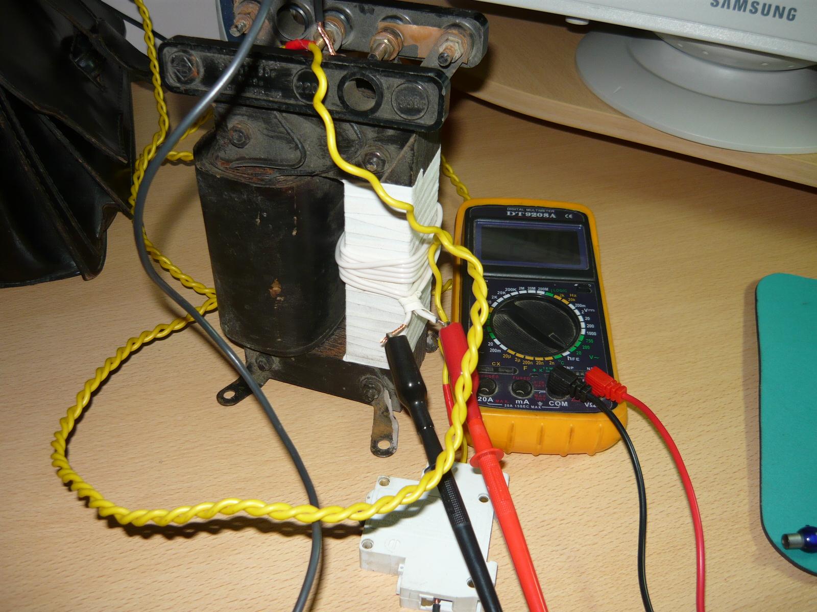 схема присоединения электросчетчика