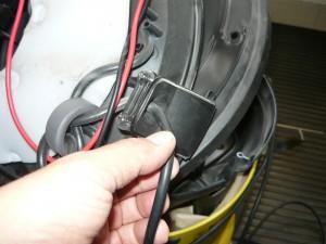 Примерное место повреждение провода