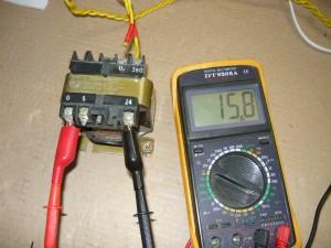 Трансформатор на 380 В