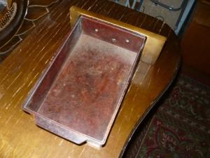 Ящик от трюмо