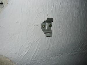 Кронштейн для крепления светильника