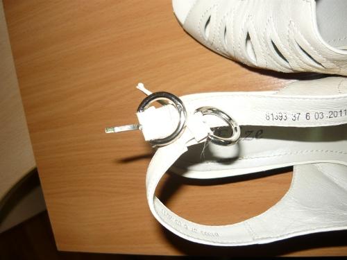 Застежки для туфель своими руками