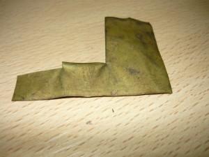 Листовая латунь