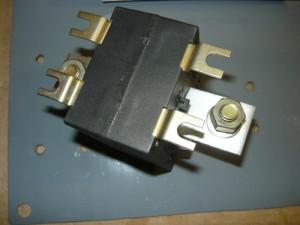Трансформатор тока в сборе