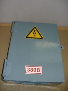 Готовый ящик для трехфазного электронного счетчика