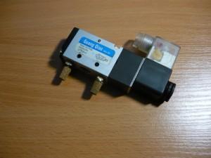 Установленные фильтры на клапан