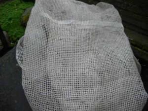 Полихлорвиниловая сетка, используемая в строительстве