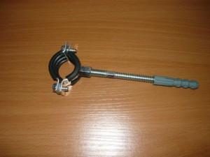 Кронштейн для крепления труб