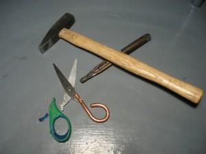 Освобождение от второй ручки на ножницах
