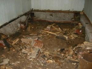 Последствия ошибок при строительстве дачного домика