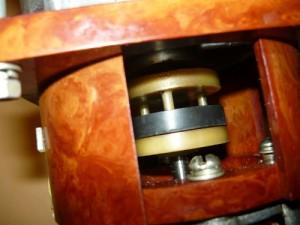 Зазор между дисками соединительной муфты