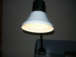 Включение светильника