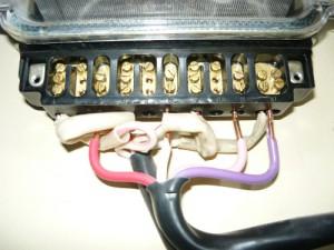 Подключение входящих и выходящих проводов к трехфазному счетчику