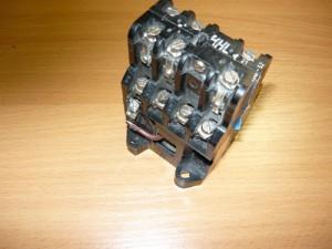 Магнитный пускатель на 24В