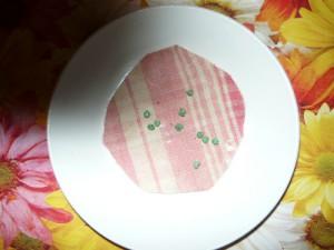 Семена свеклы, обработанные торином
