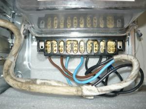 Подключение счетчика к трехфазной электросети