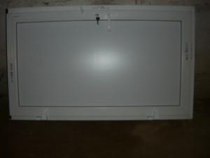 Дверь, сделанная по заказу для погреба