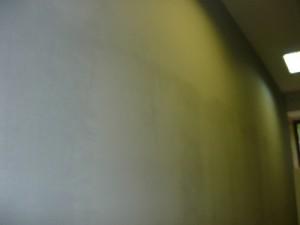 Покраска перегородки акриловой краской