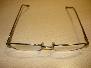 Отремонтированные очки