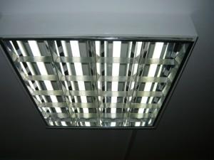 Работа светодиодного светильника