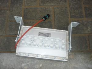Светодиодный светильник, готовый к монтажу на стену