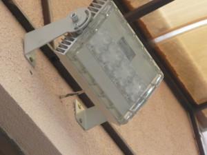 Крепление светодиодного светильника в заводском исполнении