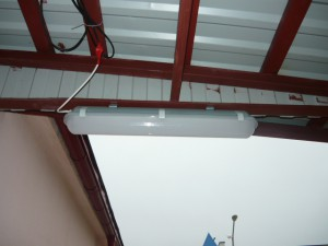 Светодиодный светильник  для наружного применения