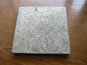 Пластина из толстого алюминия