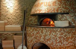 Ресторанная печь для пиццы